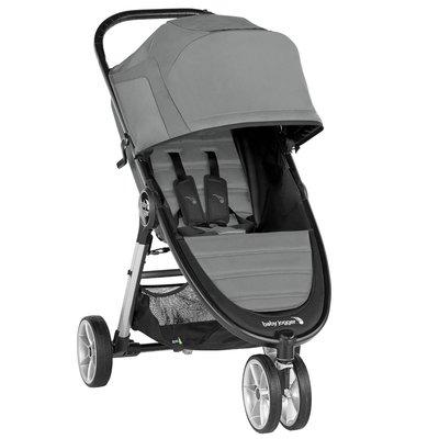 Baby Jogger City Mini 2 Pushchair 3 Wheeler - Slate