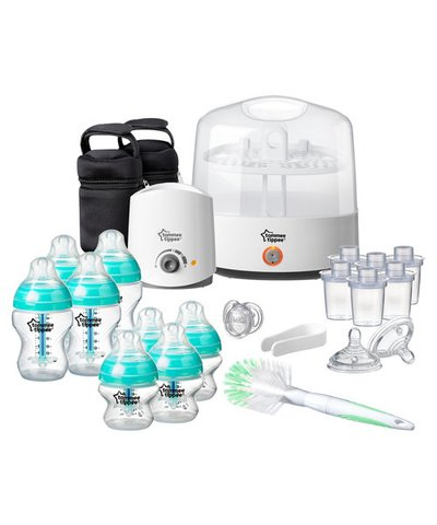 Tommee Tippee Advanced Anti-Colic Complete Feeding Kit