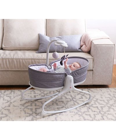 Tiny Love 3-in-1 Rocker Napper - grey