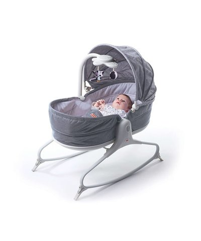 Tiny Love Cosy Rocker Napper- Grey