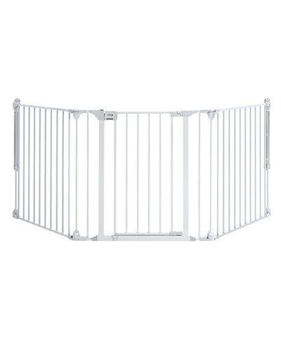 Safety 1st Modular 3 Pressure Fit Gate - White