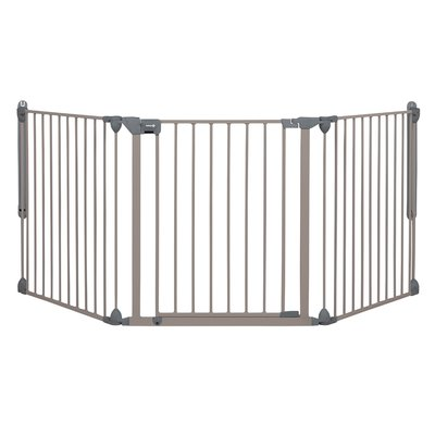 Safety 1st Gate Modular 3 - Light Grey