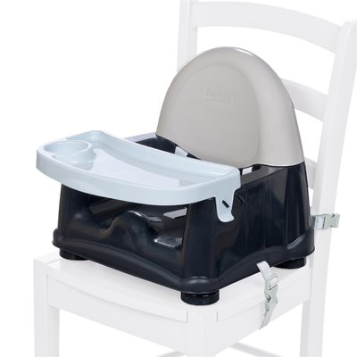Safety 1st Easy Care Booster Seat - Grey Patches