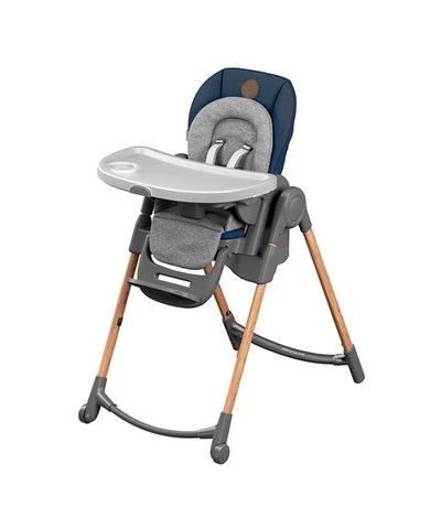 Maxi-Cosi Minla Highchair - Essential Blue