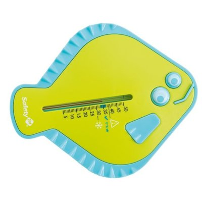 Safety 1st Flat Fish Bath Thermometer - Default