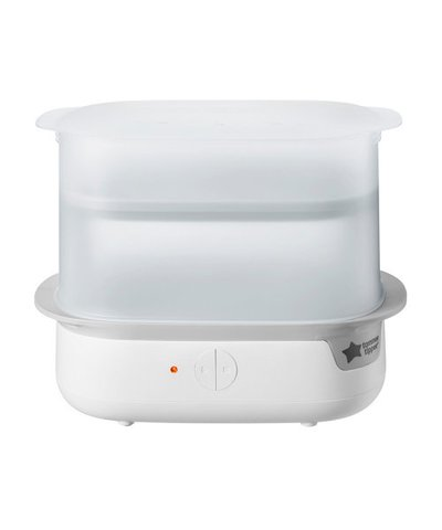 Tommee Tippee Super-Steam Advanced Electric Steriliser - White