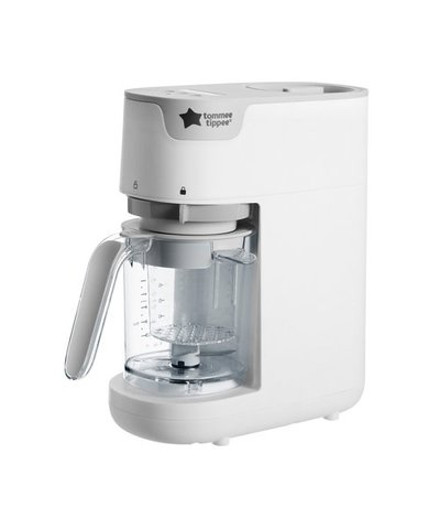 Tommee Tippee quick-cook baby food maker - white