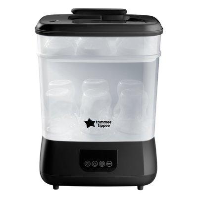 Tommee Tippee CTN Advanced Electric Steriliser Dryer Black