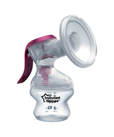Tomme Tippee Manual Breast Pump