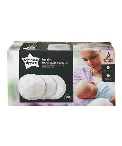 Tommee Tippee Disposable Breast Pads - 100 Pack