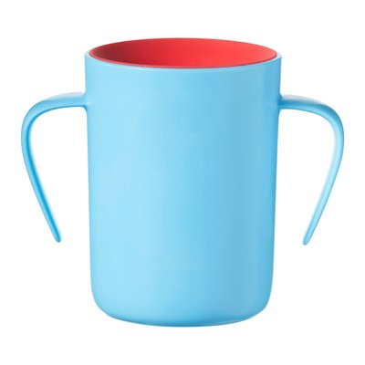 Tommee Tippee 6m+ Easi-Flow 360 Handled Cup - Blue