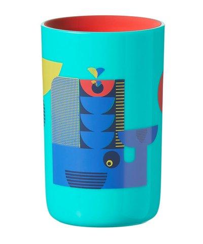 Tommee Tippee 12m+ Easi-Flow 360 Beaker Cup - Turquoise
