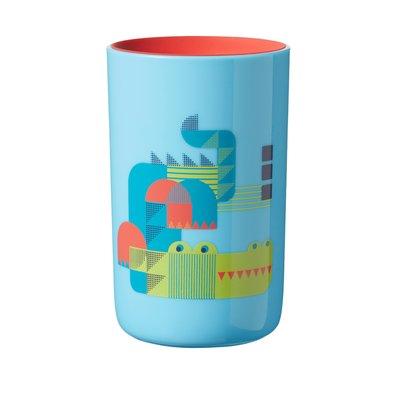 Tommee Tippee 12m+ Easi-Flow 360 Beaker Cup - Blue - Default