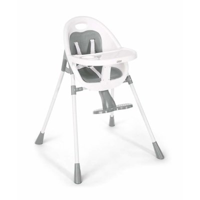 Mamas & Papas Bop Hi Lo Highchair - Grey