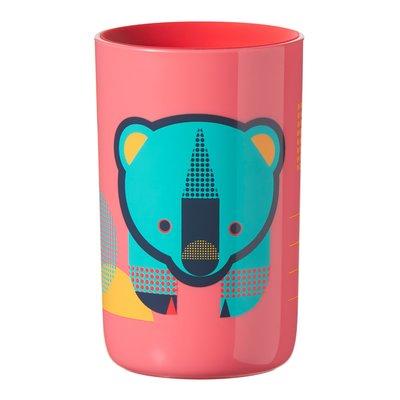 Tommee Tippee 12m+ Easi-Flow 360 Beaker Cup - Pink