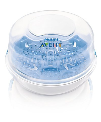 Philips Avent Natural Microwave Steam Steriliser