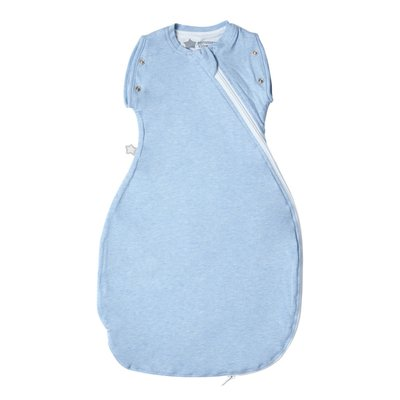 Tommee Tippee 0-4m 1 Tog Snuggle - Blue Marl - Default