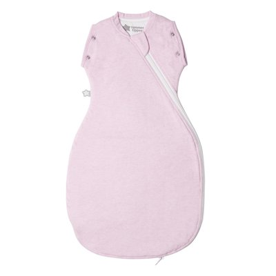 Tommee Tippee 0-4M 1Tog Snuggle - Pink Marl