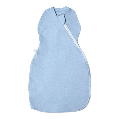 Tommee Tippee 0-3M Easy Swaddle - Blue Marl - Default