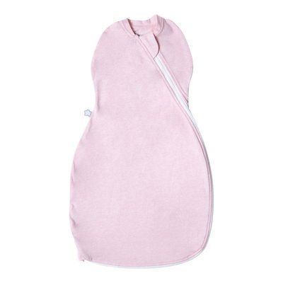 Tommee Tippee 0-3M Easy Swaddle - Pink Marl - Default