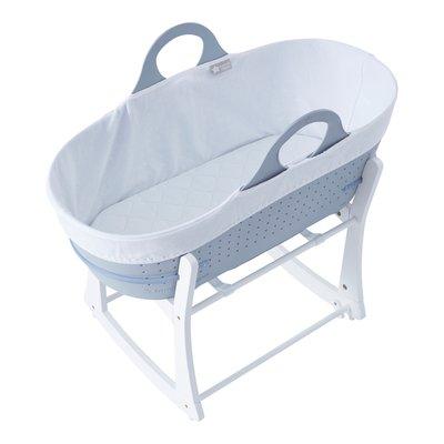 Tommee Tippee Sleepee Basket & Stand - Grey
