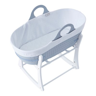 Tommee Tippee Sleepee Basket & Stand - Grey - Default