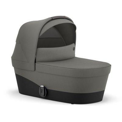 Cybex Gazelle S Carry Cot - Soho Grey - Default