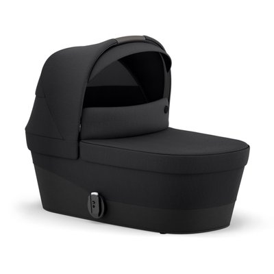 Cybex Gazelle S Carrycot - Deep Black - Default