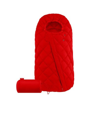 Snogga Universal Footmuff - Burnt Red