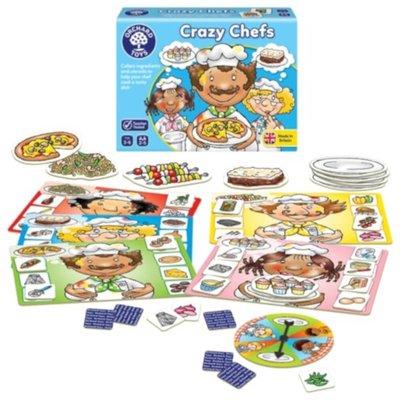 Crazy Chefs Games