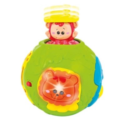 Roll and Pop Jungle Ball