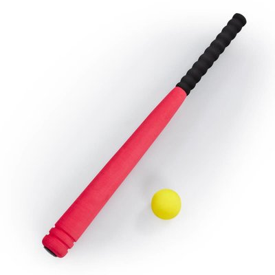 Out and About Baseball Bat and Ball Set