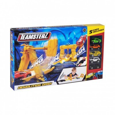 Teamsterz Demolition Dash  Playset