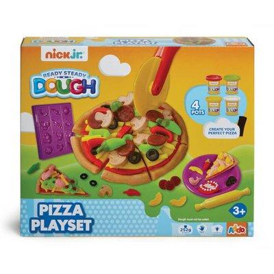 Nick Jr. Ready Steady Dough Pizza Playset