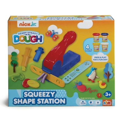 Nick Jr. Ready Steady Dough Squeezy Shape Station