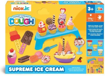 Nick Jr. Ready Steady Dough Supreme Ice Cream