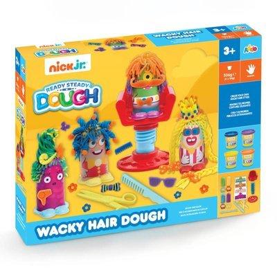 Nick Jr. Ready Steady Dough Wacky Hair Dough