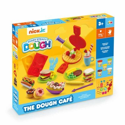 Nick Jr. Ready Steady Dough The Dough Cafe