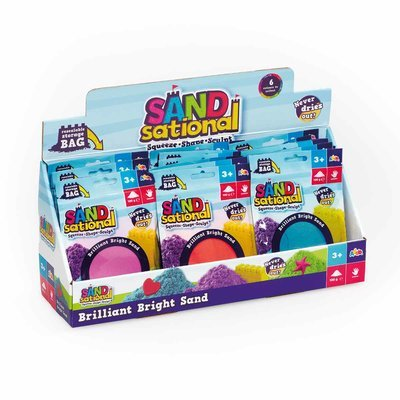 Sandsational Bright Sand Assorted