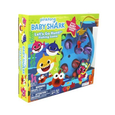 Baby Shark Gone Fishing