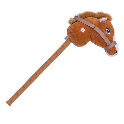 Pitter Patter Pets Giddy Up Hobby Horse (Styles Vary)