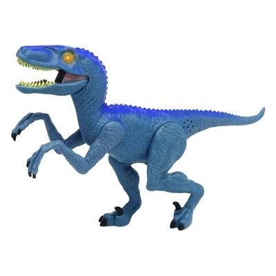 Megasaur 20cm Raptor Blue