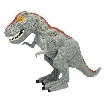 Mighty Megasaur 25cm Grey T-Rex
