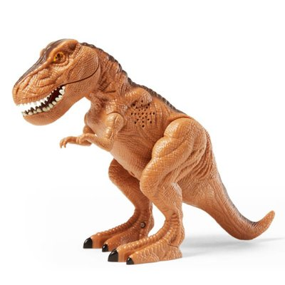 Mighty Megasaur 25cm Brown T-Rex