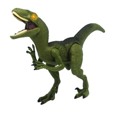 Mighty Megasaur 25cm Raptor Green