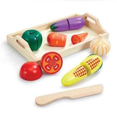 Woodlets Slicing Vegetable Set