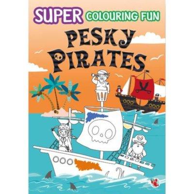 Super Colouring Fun Colouring Book