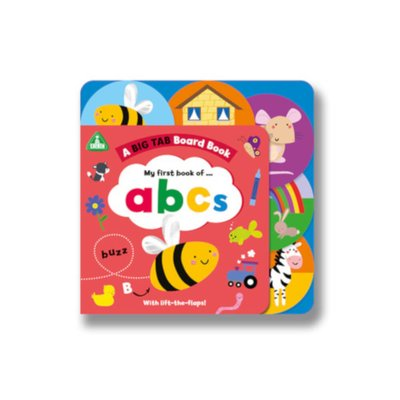 Early Leaning Centre Big Tab World ABC