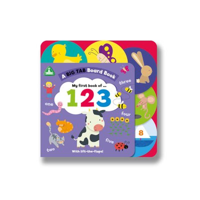 Early Learning Centre Big Tab World 123