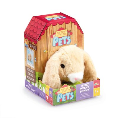Pitter Patter Pets Teeny Weeny Bunny- Floppy